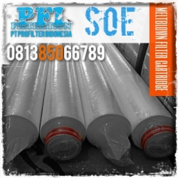 d d d d SOE Spun Cartridge Filter Indonesia  medium